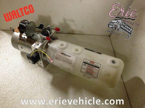 lift gate parts erie vehicle waltco parts rh erievehicle com 12 Volt Hydraulic Pump Parts Diagram Dump Truck Hydraulic Pump Diagram