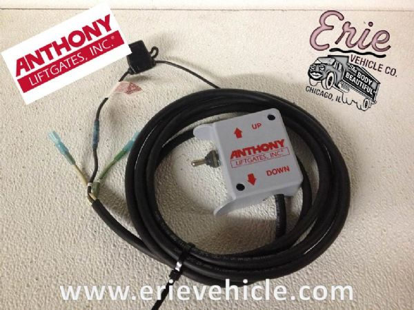 lift gate parts erie vehicle atu 1218 anthony switch. Black Bedroom Furniture Sets. Home Design Ideas